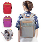 Large Capacity Baby Diaper Nappy Changing Bag Mummy Maternity Shoulder Backpack