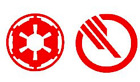 Star Wars Battlefront Inferno squad Decal Vinyl Car Window Sticker ANY SIZE $3.0 USD on eBay