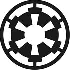 GALACTIC EMPIRE STAR WARS Decal Vinyl Car Window Sticker ANY SIZE $4.0 USD on eBay