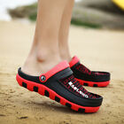 Men Mesh Hollow Out Sandals Breathable Slippers Summer Beach Shoes Flip Flop US