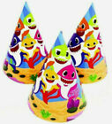 Baby Shark Birthday Decorations Tableware Set Party Supplies