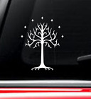 Tree of Gondor Lord of the Rings LOTR Decal Vinyl Car Window Sticker ANY SIZE