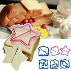 DIY Kids Sandwich Toast Cookies Cake Bread Biscuit Food Cutter Mold Mould 3D
