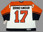 ROD BRINDAMOUR Philadelphia Flyers 1997 CCM Throwback Home NHL Hockey Jersey