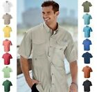 Внешний вид - New Men's Columbia PFG Bonehead Vented Fishing Shirt Short Sleeve