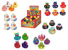 CHILDRENS TOY RUBBER DUCKS PARTY BAG FILLERS BATH TOYS BABY TODDLER LUCKY DIPS