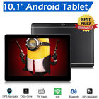 """10.1"""" Inch Android Tablet 64GB Octa-Core 6.0 Dual Camera Bluetooth Wifi Phablet"""