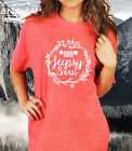 Jeepsy Soul - Soft Shirt- Jeep Wrangler Shirt- Coral  ***Free Shipping***