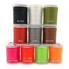 VEEVUS POWER THREAD - Fly Tying - 140 or 240 Denier Spool - 10 Colors Available!