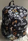 backpack for travel - Large Hawaiian Print  Backpack for Travel, Beach, Shopping and Hiking