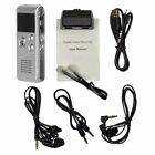 Mini Digital Voice Recorder USB Audio Voice Recording Dictaphone MP3 Player F7