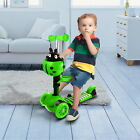 3 Wheels Kick Kids Children Toddler Scooter Adjustable Height For Boys and Girls