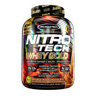 MuscleTech NITRO TECH 100% Whey Gold 5.53 lbs - Pick Flavors