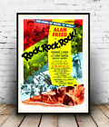 Rock Rock Rock : Vintage movie , poster, Wall art, poster, reproduction.