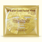 1-1000 BIOAQUA 24K Crystal Gold Collagen Facial Mask Skin Whitening Moisture
