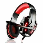 3.5mm Gaming Headset Mic Headphones Stereo Surround for PS3 PS4 Xbox ONE 360 PC