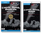 BCW Bags & BCW Comic Boards (Current/Silver/Gold/Magazine) image