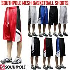 MEN BASKETBALL MESH SHORTS SIZE S~2XL (BIG AND TALL AVAILABLE)