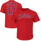 Los Angeles Angels Shohei Ohtani Youth Majestic Red Player Name
