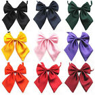 Women Lady Girls Butterfly Bowtie Silk Bow Ties Formal Bow Tie New Fashion RS