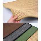 Pet Cat Dog Scratch Board Chair Table Protector Paws Grinder Sisal Mat Pad US