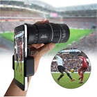 16X52 HD Zoom Optical Lens Camera Telescope Monocular With Clip For Cell Phone