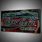 COCA COLA MODERN DESIGN CANVAS PICTURE PRINT WALL ART HOME DECOR FREE DELIVERY £27.43  on eBay