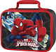 Spiderman Thermos Soft Lunch Kit - Home - School - Work - Travel - Collectible