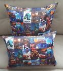 Disney Pixar Film Pictures Cushion OR Cover - 2 sizes available