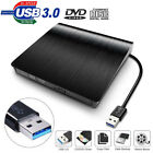 External USB3.0 DVD RW CD Writer Drive Burner Reader Player Burner Slim USB2.0