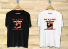 Nick Cave and The Bad Seeds Tender Prey Men's Black White T-Shirt XS to 3XL