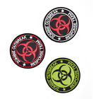 embroidery patch zombie outbreak response team morale tactical military armbandK