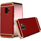 Luxury Hybrid Shockproof Hard Back Case Cover For Samsung Galaxy S9 / S9+ Plus
