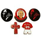 Sir Alex Ferguson Badge Selection United Collector Pin from Manchester