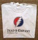 Dead and Company 2018 Summer Tour Tee (Gray)