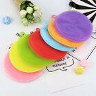 1PC New Silicone Dish Washing Sponge Scrubber Kitchen Clean antibacterial Tools