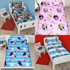 Junior Toddler 4 in 1 Bed Set Bedding Set Including Duvet, Pillow and Covers NEW