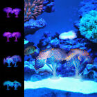Aquarium Fish Tank Landscaping Decoration Glow Simulation Jellyfish Ornament NH5