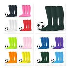 Acrylic Unisex Soccer Futbol Football Sport Team Cushion Socks 3-Pairs Knee High