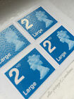 1st 2nd Class Postage Stamps SMALL LARGE First Second DISCOUNT OFFER Mint Condit