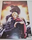 Anime Fullmetal Alchemist Wall Poster 16.5x11.25 Inch Free Shipping