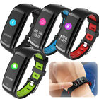Sports Activity Sleep Tracker Fitness Bracelet Smartwatch for Men Women Kids