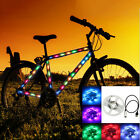 5050 30SMD/M  LED Strip Light Bike Bar TV Back Fancy Lighting DIY GIFT