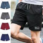 Men Summer Beach Casual Shorts Athletic Gym Sports Running Swimwear Short Pants