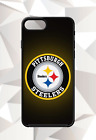PITTSBURGH STEELERS LOGO  IPHONE 5 6 7 8 X PLUS (US SELLER) CASE FREE SHIPPING $15.95 USD on eBay