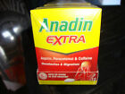 ANADIN EXTRA CAPLETS BUY B/W 72 - 144 CAPLETS - For Headaches, Aches & Pains