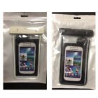 2x Waterproof Phone Pouch Bag Touch Screen Case Cover For iPhone Samsung Card US