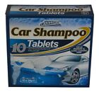CAR CLEANING SHAMPOO TABLETS FOR AN INSTANT & LONG LASTING SHINE MOTOR BIKE WASH