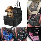 Pet Car Seat Folding Dog Travel Carrier Cat Puppy Belt Cover Booster Durable Bag