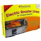 roaster liners - PanSaver Electric Roaster Liners Pack of 2